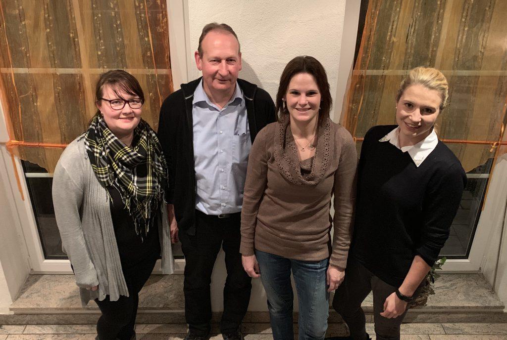 Förderverein wählt neuen Vorstand im Rahmen der JHV 2019