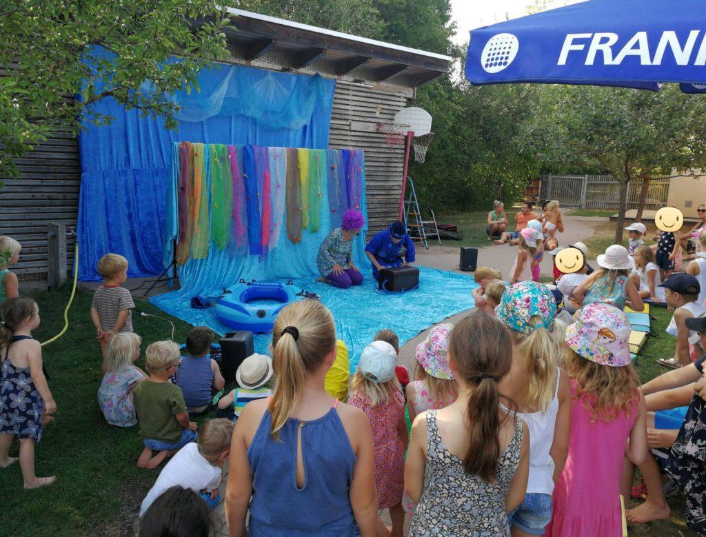Ausklang des KiTa-Jahres mit gemeinsamen Sommer-Picknick